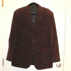Ermenegildo Zegna 42 USA Wool Blend